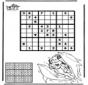 Sudoku dolphin