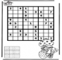 Sudoku girl