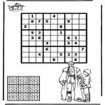 Håndarbejde - Sudoku Star Wars
