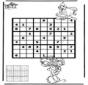 Sudoku Winx