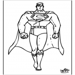 Sjove figurer - Superman 1