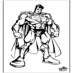 Sjove figurer - Superman 4