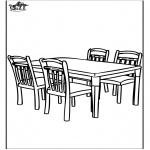 Diverse - Table
