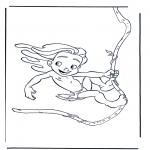 Sjove figurer - Tarzan 3