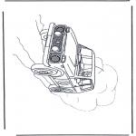 Diverse - terreinwagen