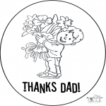Tema-malesider - Thank you dad 2