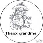 Tema-malesider - Thanks grandma