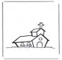 The church 1
