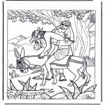 Bibel-malesider - The Good Samaritan 1