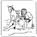 Bibel-malesider - The Good Samaritan 2