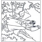 Bibel-malesider - The Good Samaritan 3