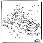 Bibel-malesider - The Good Samaritan 6