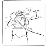 Bibel-malesider - The good shepherd 2