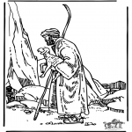 Bibel-malesider - The good shepherd 3