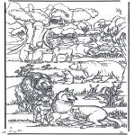 Bibel-malesider - The new earth 1
