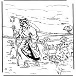 Bibel-malesider - The shepherd