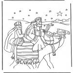 Bibel-malesider - Three wise men 1
