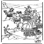 Bibel-malesider - Three wise men 3