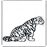 Dyre-malesider - Tiger 2