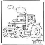 Diverse - Tractor