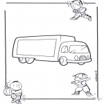 Diverse - Truck 1