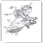Dyre-malesider - Unicorn