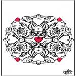 Tema-malesider - Valentine Flowers