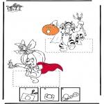 Tema-malesider - Vingerpop Halloween