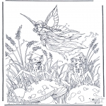 Diverse - Vliegend elfje