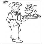Diverse - Waiter 2