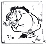 Sjove figurer - Winnie the Pooh 13