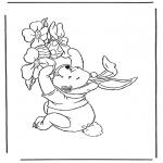 Sjove figurer - Winnie the Pooh 17