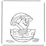 Sjove figurer - Winnie the Pooh 19