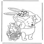 Sjove figurer - Winnie the Pooh 2
