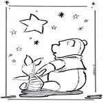 Sjove figurer - Winnie the Pooh 3
