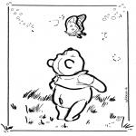 Sjove figurer - Winnie the Pooh 6
