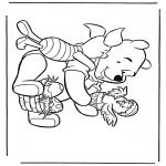 Sjove figurer - Winnie the Pooh 7