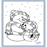 Vinter-malesider - Winter 6