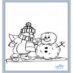 Vinter-malesider - Winter 7