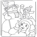 Vinter-malesider - Winter joy