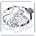Sjove figurer - Winx Club 5