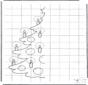 X-mastree drawing