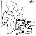 Bibel-malesider - Zacharias